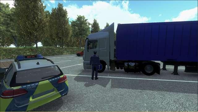 Just Trains Autobahn Police Simulator