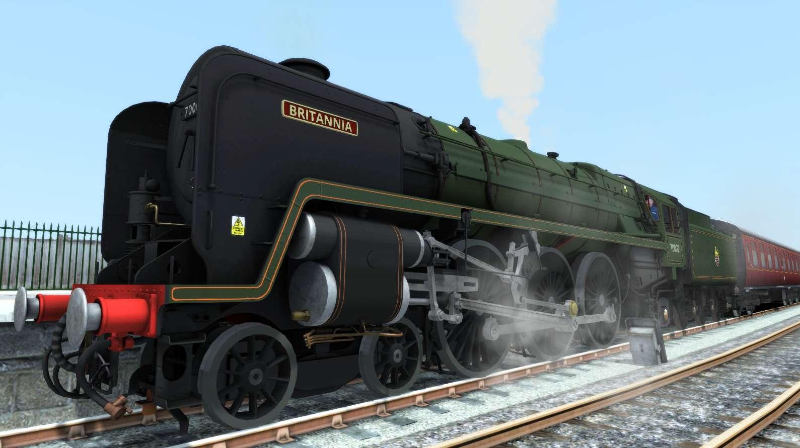 Just Trains - BR 7MT Advanced