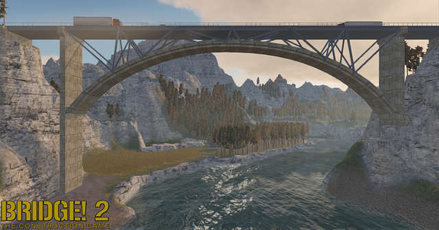 Bridge! 2 – The Construction Game