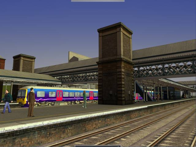 Bristol to Exeter + Voyager Advanced + Scenario Pack