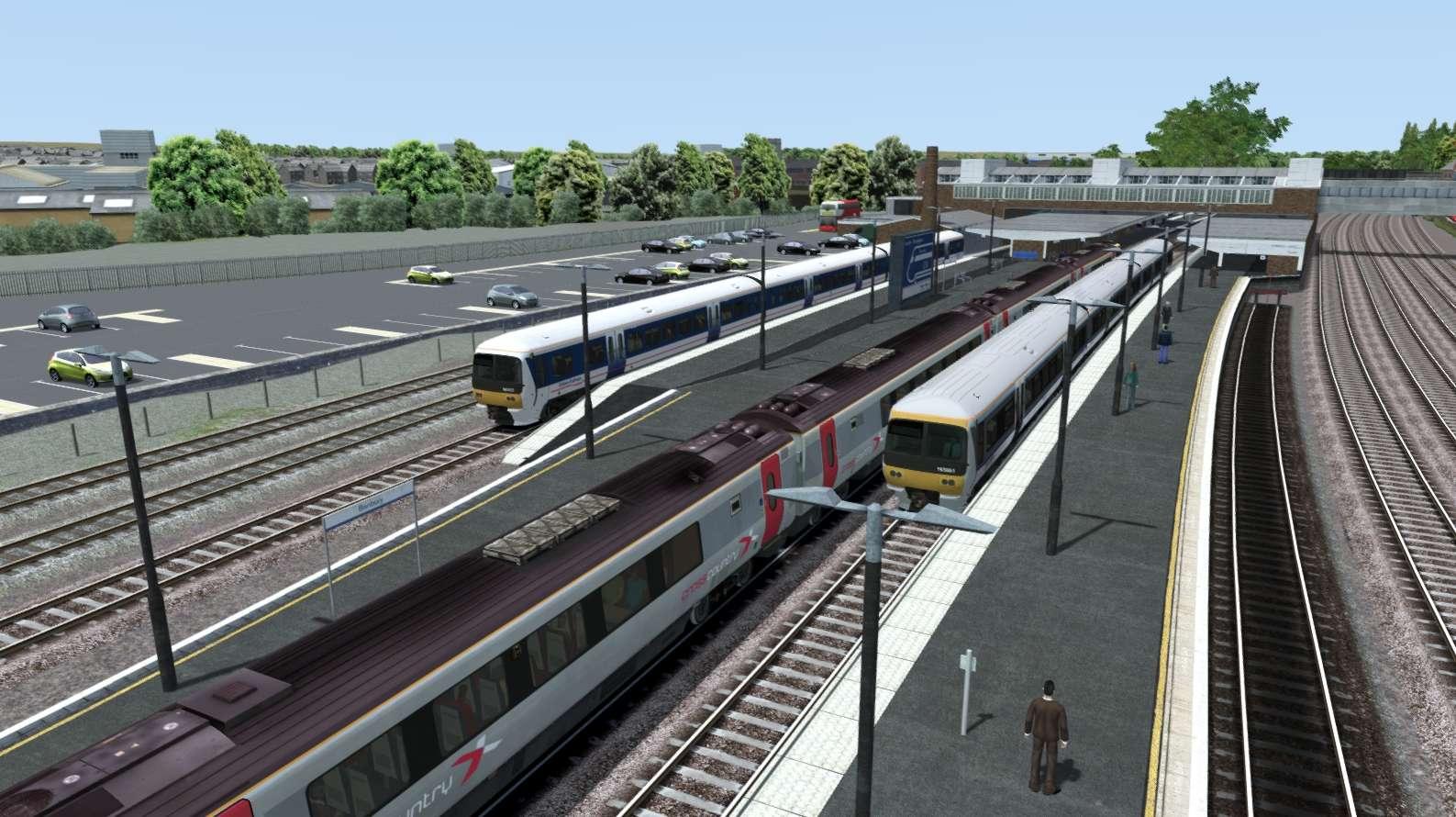 Just Trains - Chiltern Main Line: London-Birmingham