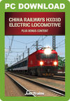 China Railways HXD3D Electric Locomotive + ChengYu Part 2 Route and Rolling Stock Pack