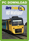 ChrisTrains NS DH1/DH2 'Wadloper'