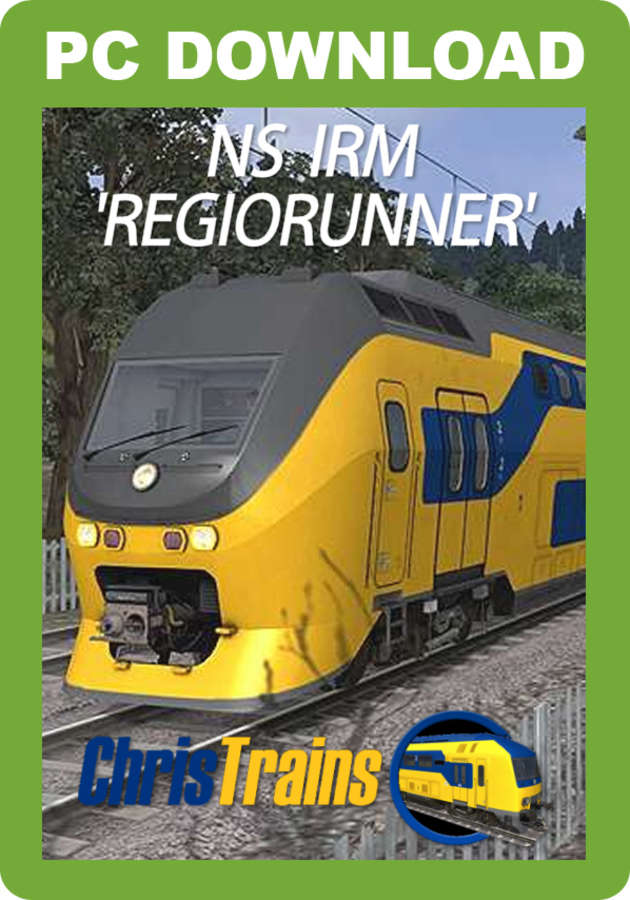 Just Trains - ChrisTrains NS IRM 'Regiorunner'