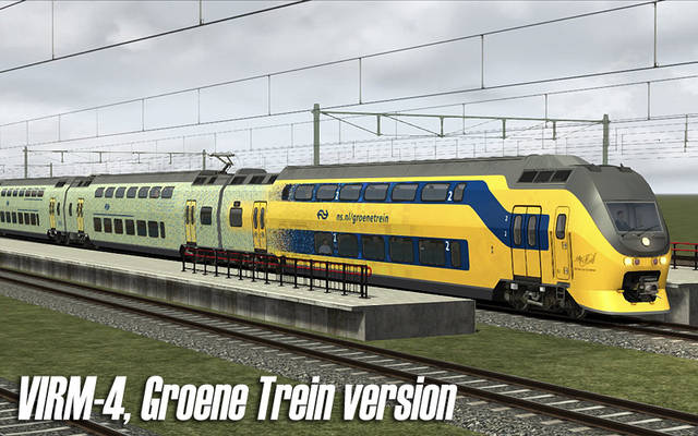 ChrisTrains NS IRM 'Regiorunner'