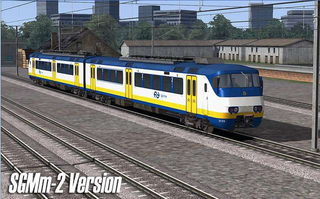 ChrisTrains NS SGM Sprinter