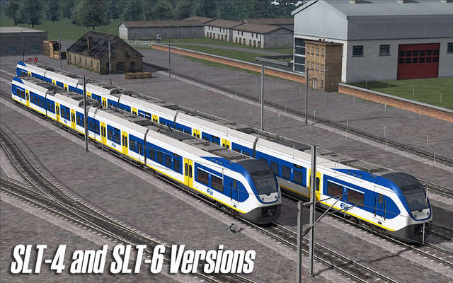 ChrisTrains NS SLT Sprinter