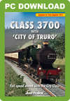 Class 3700 with 'City of Truro' (Download)