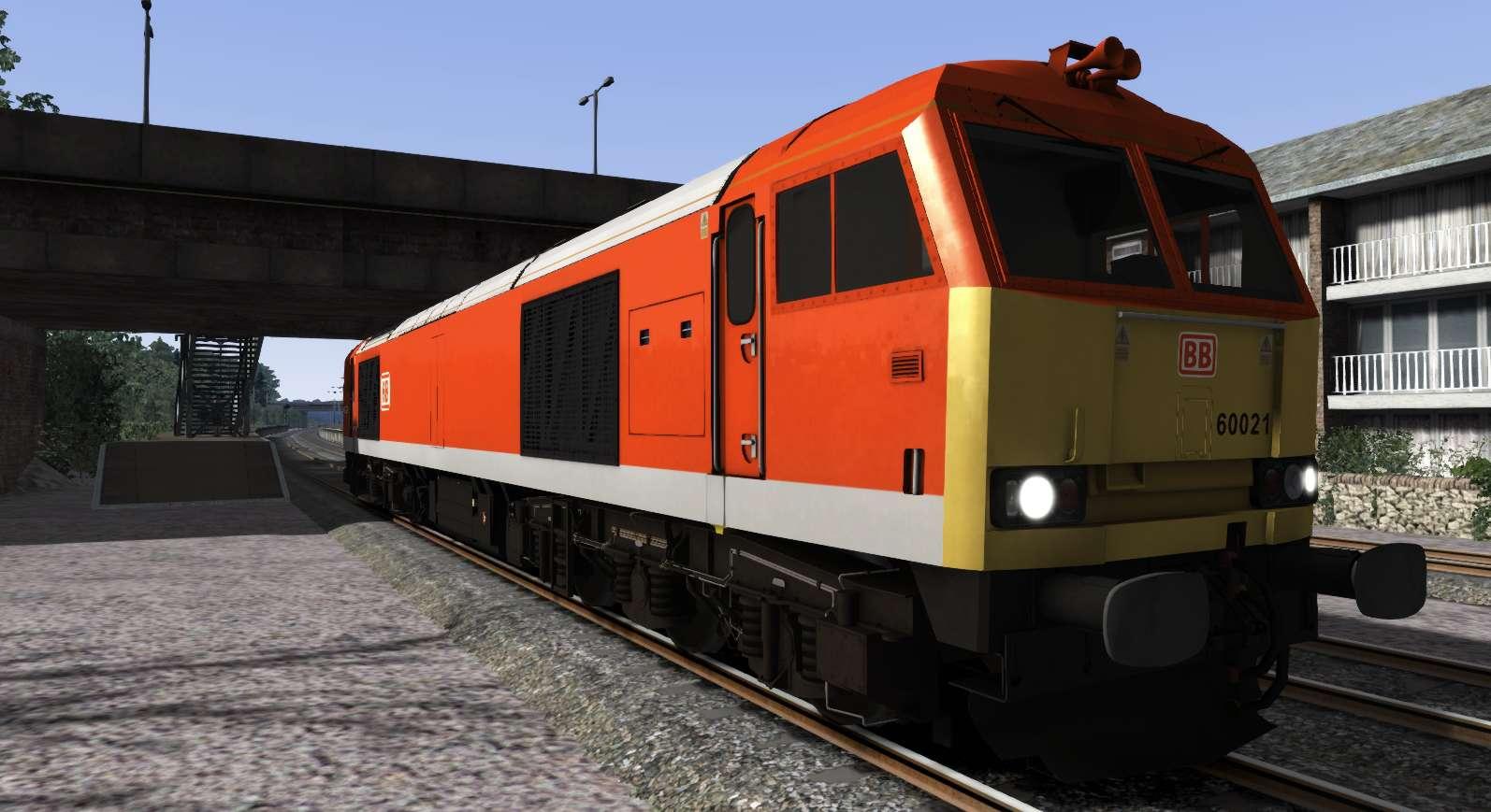 Just Trains - Class 60 Advanced