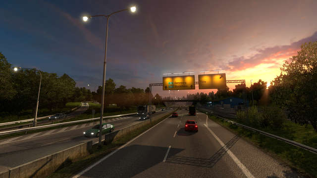 Euro Truck Simulator 2 - Scandinavia Add-On