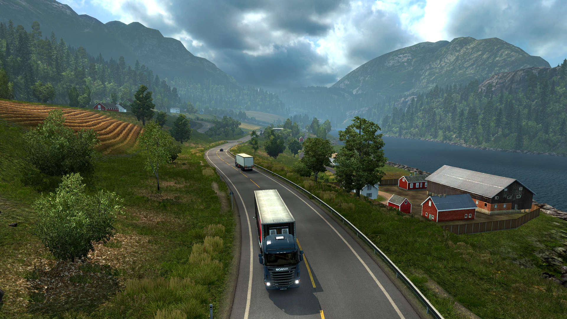 euro truck simulator download windows 10