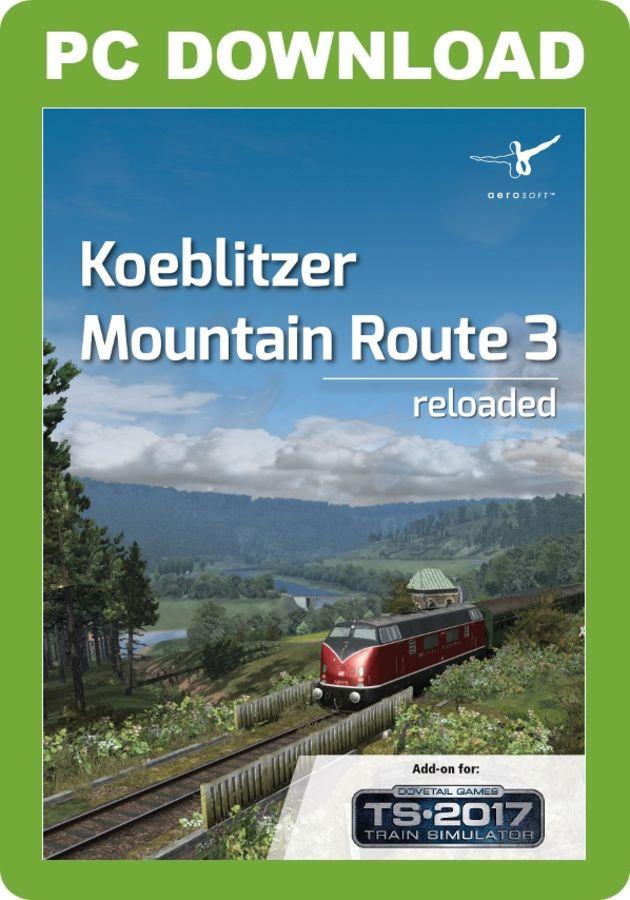 Railworks AddOn Im Koeblitzer Bergland