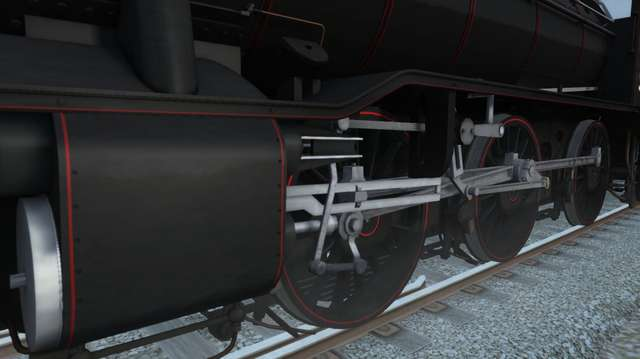 LNER K4 Advanced