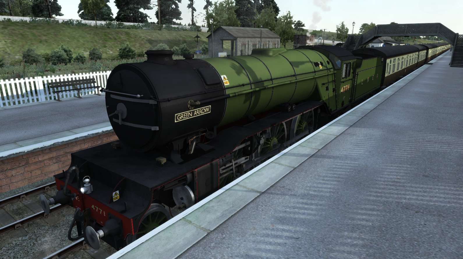 Just Trains - LNER V2 Advanced