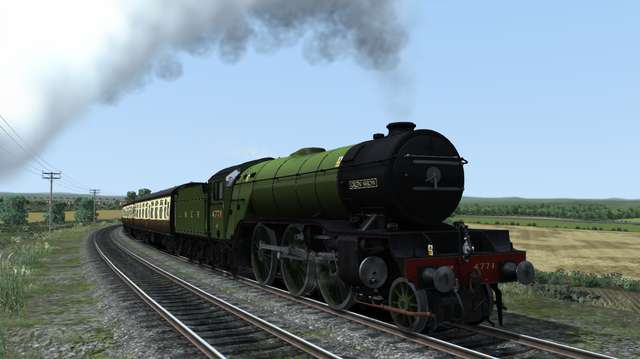 Just Trains - LNER V2 Advanced