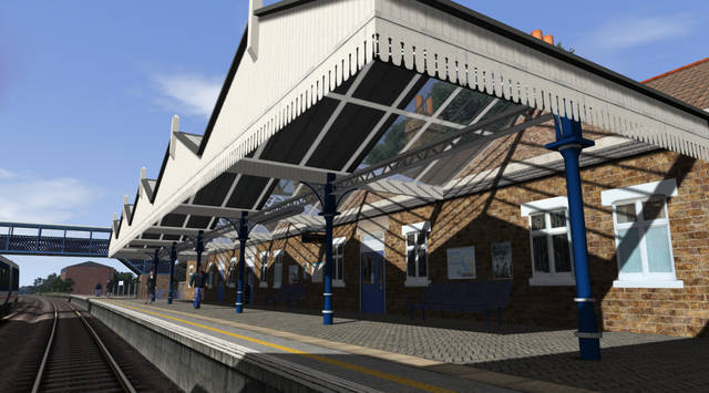 Just Trains - London-Aylesbury