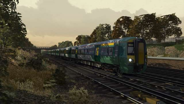 London to Brighton Scenario Pack