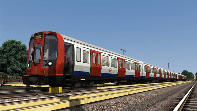 London Underground S8 Advanced