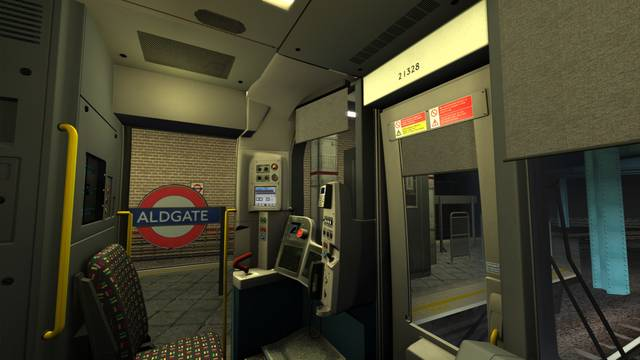 Metropolitan Line & S7+1 Advanced Underground Stock Bundle