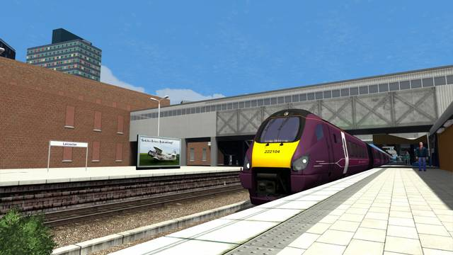 Midland Main Line: Derby-Nottingham-Leicester Extension