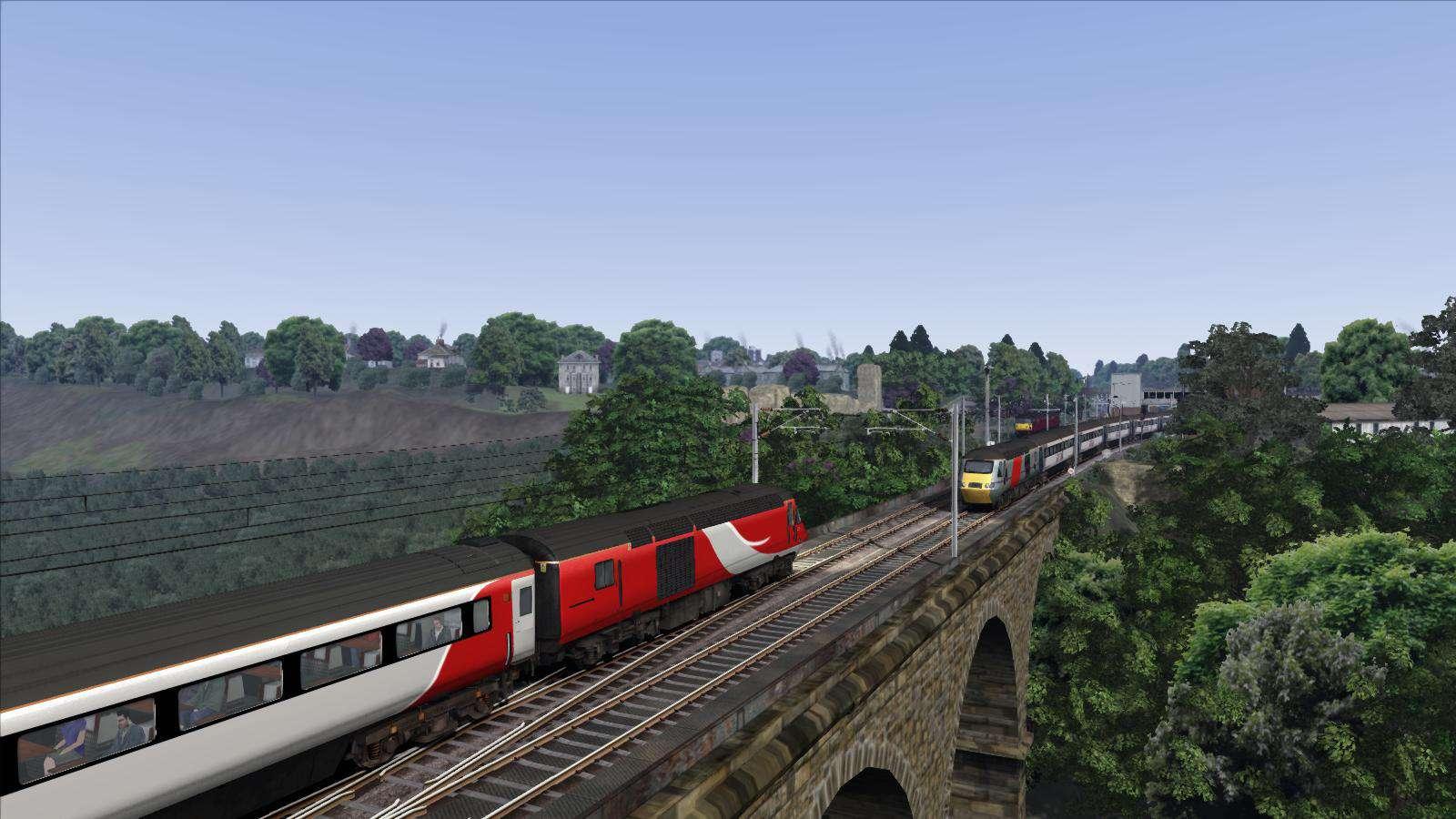 куда поезд из лондона в эдинбург фото тому другая