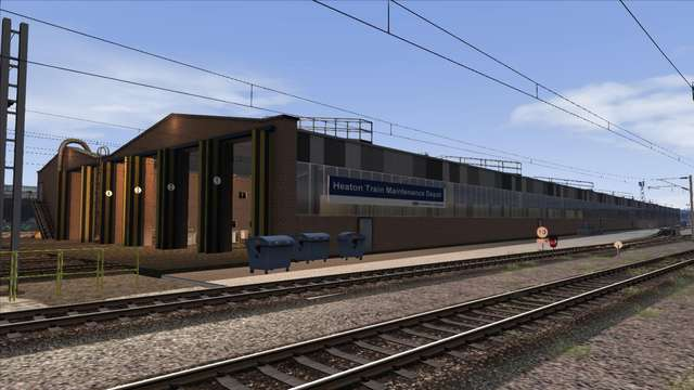 Just Trains - Newcastle to Edinburgh