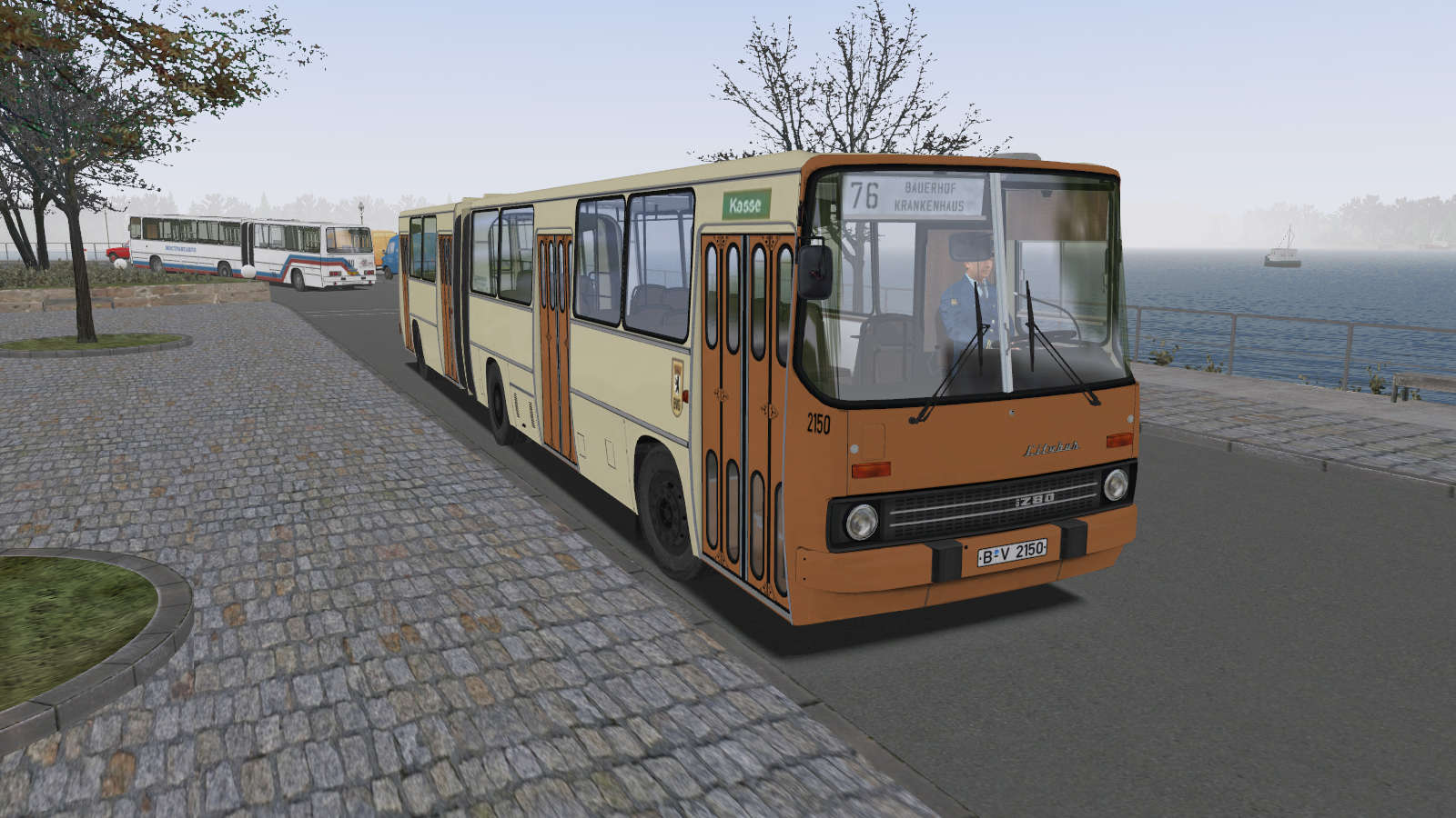 Just Trains - OMSI 2 Add-on - Citybus i280 Series