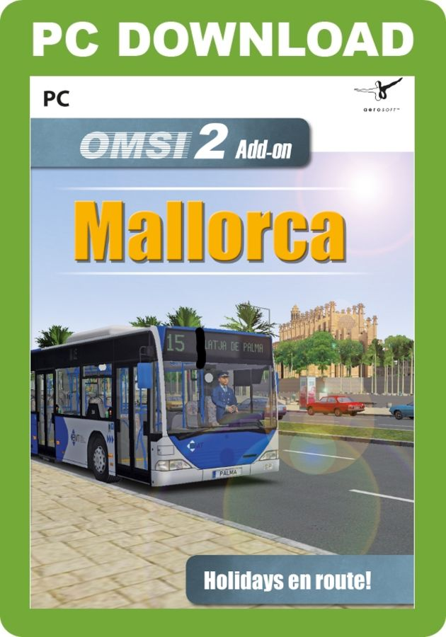 Just Trains - OMSI 2 Add-on - Mallorca
