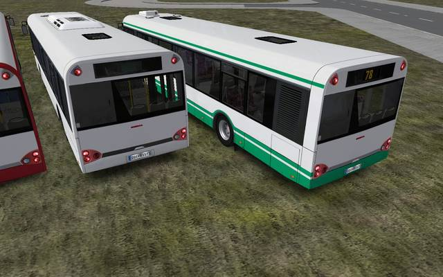 OMSI 2 Add-on - Urbino Citybus Series