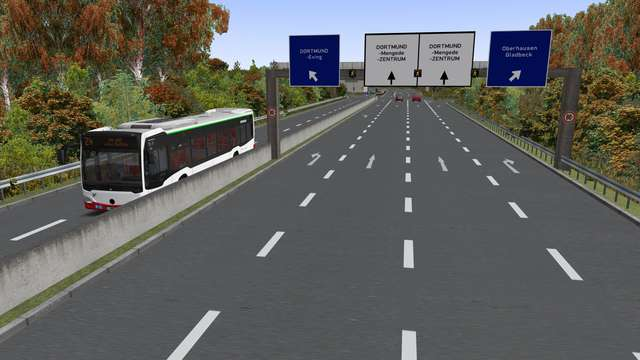 Just Trains - OMSI 2 Add-on - Project Gladbeck