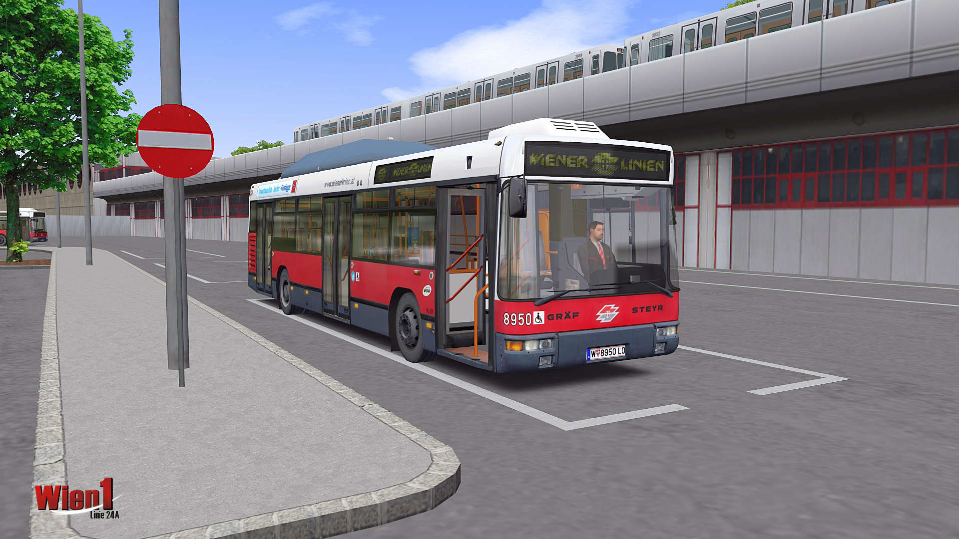 OMSI 2 Add-on - Vienna Line 24A - Just Trains