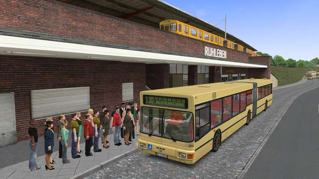 OMSI Bus Simulator 2