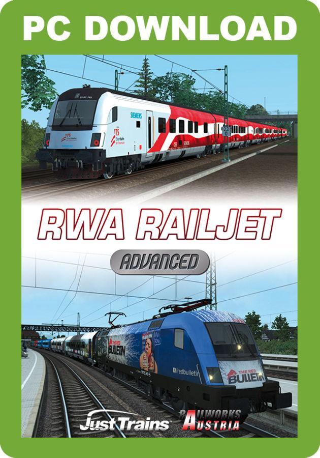 Just Trains - RWA Railjet Advanced