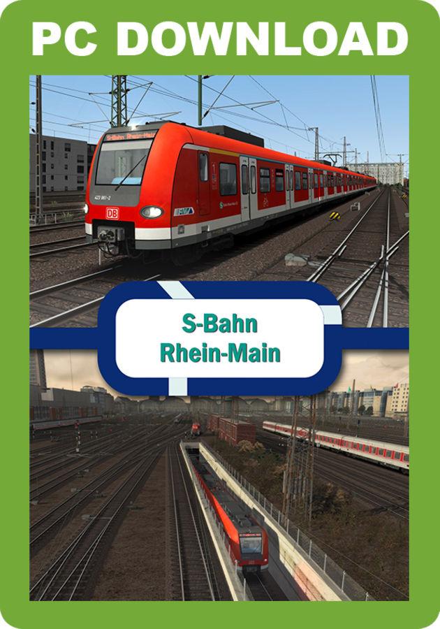 Just Trains S Bahn Rhein Main