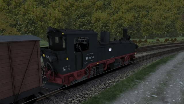 Just Trains - Saxon IV-K (Saechsische IV-K)