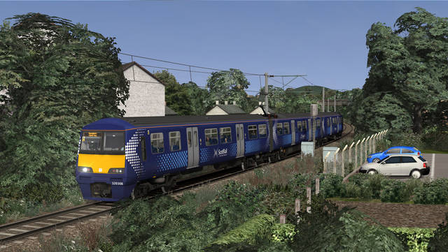 Suburban Glasgow Northwest: Springburn-Helensburgh Route Add-On