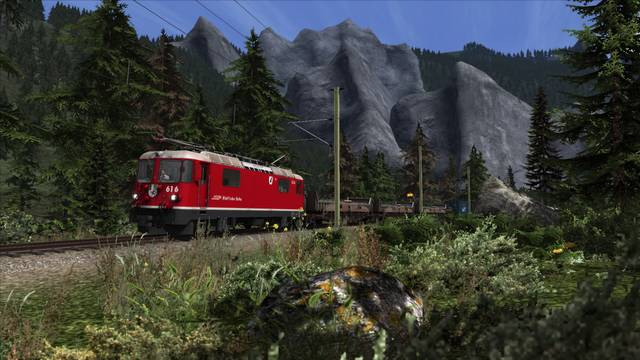 Surselva Line & RhB Enhancement Pack 02 Bundle