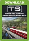Surselva Line: Reichenau-Tamins - Disentis/Mustér Route Add-On