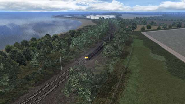 The Mayflower Line - GEML Manningtree-Harwich Upgrade