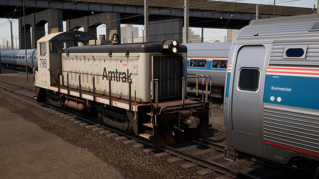 Train Sim World: Amtrak SW1000R Loco Add-On