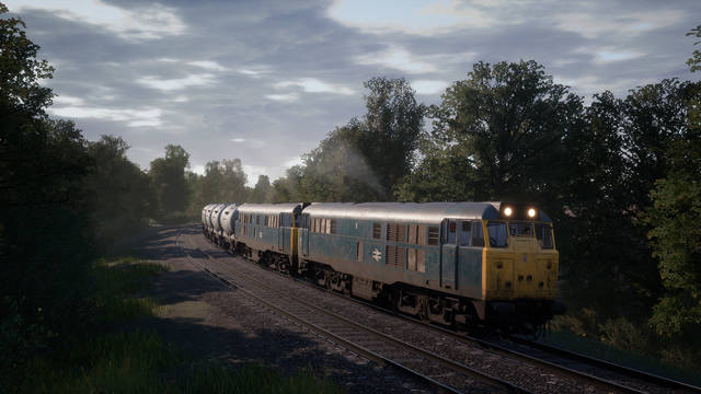 Train Sim World: BR Class 31 Loco Add-On