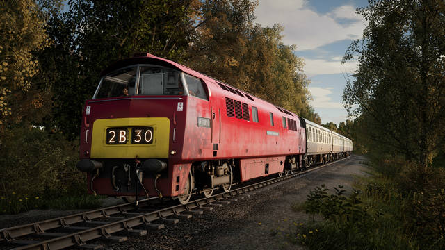 Train Sim World: BR Class 52 'Western' Loco Add-On