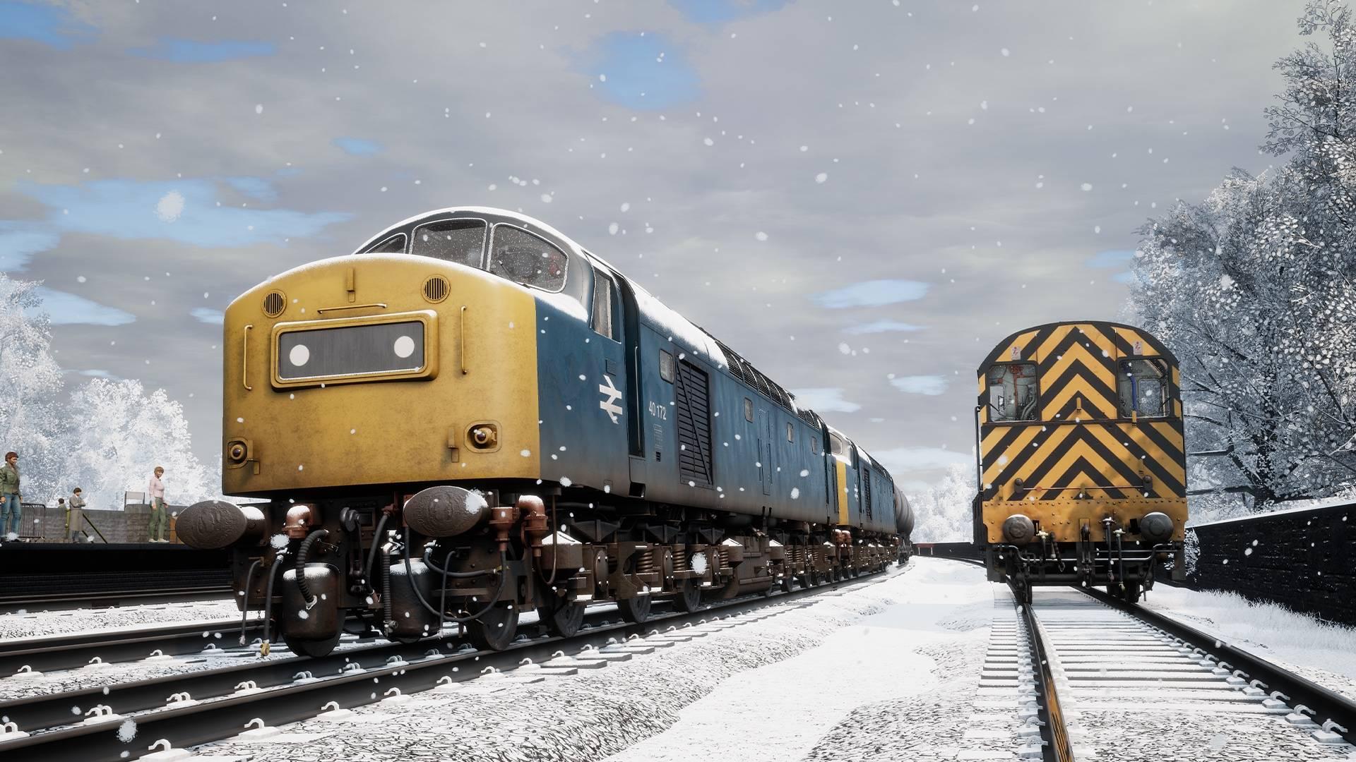 Train Sim World: BR Heavy Freight Pack Loco     - Just Trains
