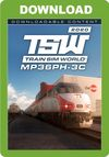 Train Sim World: Caltrain MP36PH-3C 'Baby Bullet' Loco Add-On