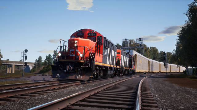 Train Sim World: Canadian National Oakville Subdivison: Hamilton - Oakville Route Add-On