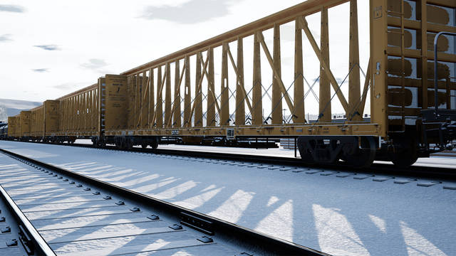 Train Sim World: CSX GP40-2 Loco Add-On