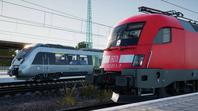 Train Sim World: DB BR 182 Loco Add-On