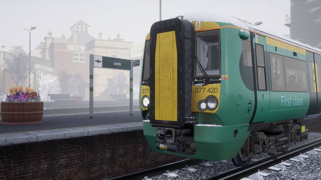 Train Sim World: East Coastway: Brighton - Eastbourne & Seaford Route Add-On