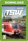 Train Sim World: Rhein-Ruhr Osten: Wuppertal - Hagen Route Add-On