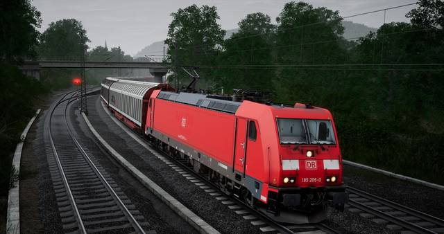 Train Sim World: Ruhr-Sieg Nord: Hagen - Finnentrop Route Add-On